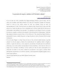 Loucel Carlos La presencia negra - Universidad de El Salvador