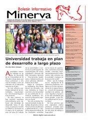 Universidad trabaja en plan de desarrollo a largo plazo