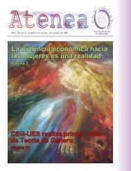 atenea - Universidad de El Salvador