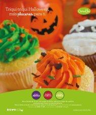 Separata Tricolor Halloween