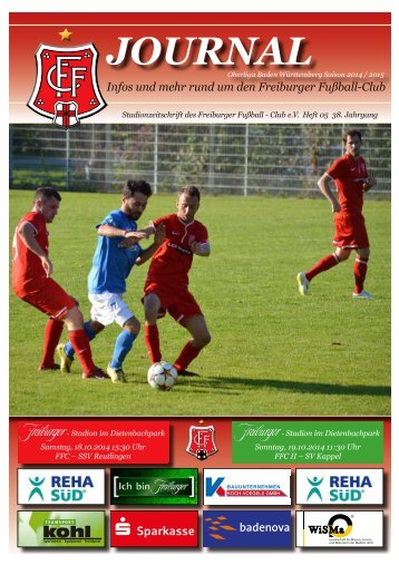 FFC-Journal, SSV Reutlingen