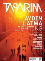 Tasarım Dergisi – Nergiz Arifoğlu Röportajı