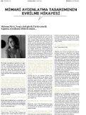Tasarım Dergisi – Nergiz Arifoğlu Röportajı - Page 2