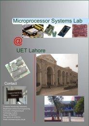 Department of Electrical Engineering University - University of ...