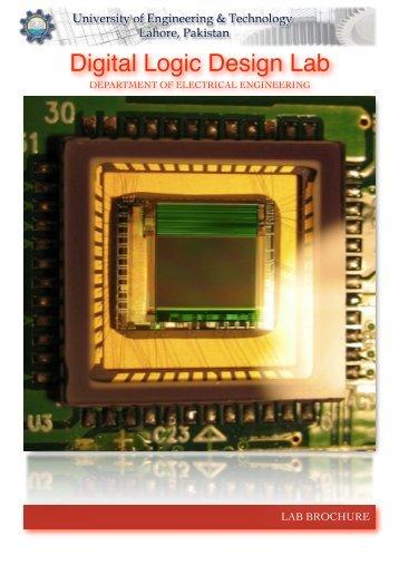 Digital Logic Design Lab - University of Engineering and Technology