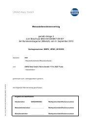 Festlegung Geschäftsprozesse und Verträge ... - Üwag Netz GmbH