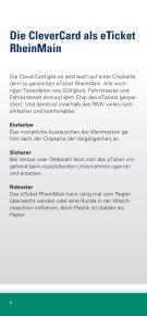 Broschüre CleverCard - RhönEnergie Fulda - Seite 6
