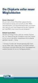 Broschüre CleverCard - RhönEnergie Fulda - Seite 7