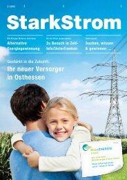 StarkStrom 03/2013 - RhönEnergie Fulda