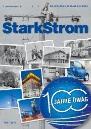 StarkStrom 01/2012 - Überlandwerk Fulda