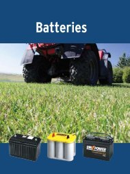 Batteries - UFA.com