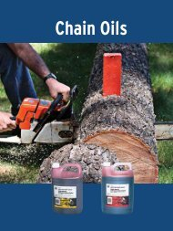 Chain Oils - UFA.com