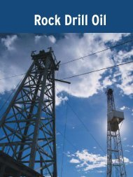 Rock Drill Oil - UFA.com