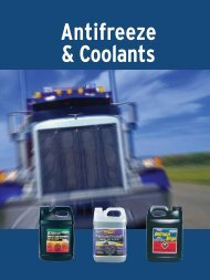 Antifreeze & Coolants - UFA.com
