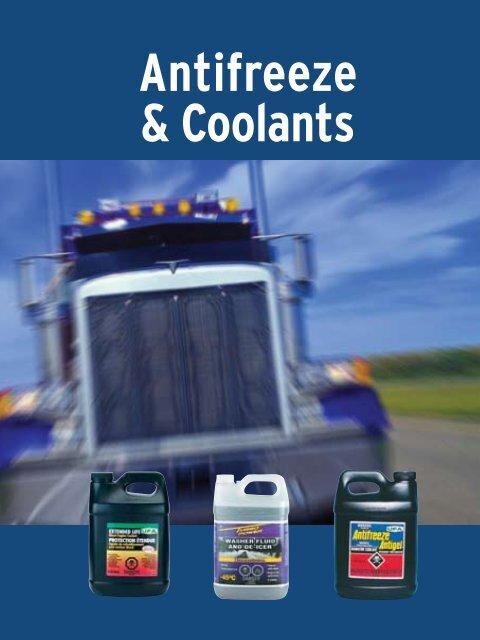 Antifreeze & Coolants - UFA.com