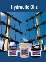 Hydraulic Oils - UFA.com
