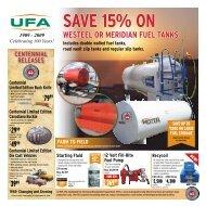 SAVE 15% ON - UFA.com