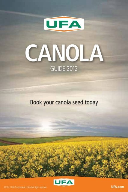 CANOLA - UFA.com