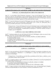 Regimento do Curso de Ps-Graduao Lato Sensu em Gerncia ... - UFF
