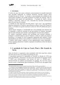 Margens de Comercialização ou Aumentos de Produtividade ... - UFF - Page 3