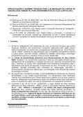 especificações e normas técnicas para elaboração de cartas de ... - Page 3