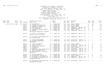 Date : 08-OCT-2012 15:17 page 1 UNIVERSITY OF FORTHARE ...