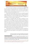 A composição das leituras do vestibular - Universidade Federal de ... - Page 6