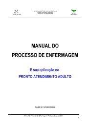 Pronto Atendimento Adulto - UFMT
