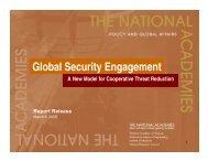 Slide Presentation - National Academies
