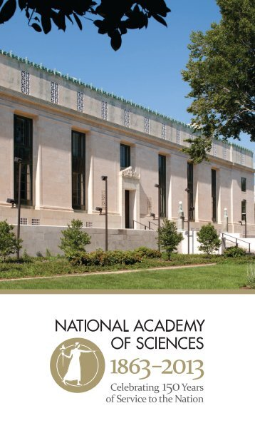 National Academy of Sciences - National Academies