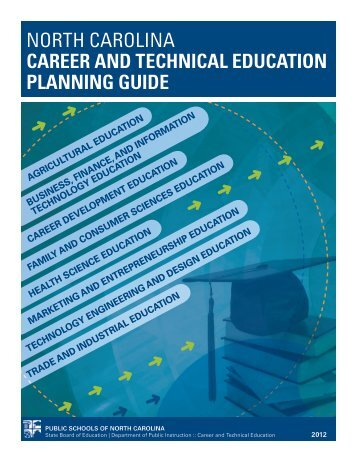 North CaroliNa career and technical education Planning guide