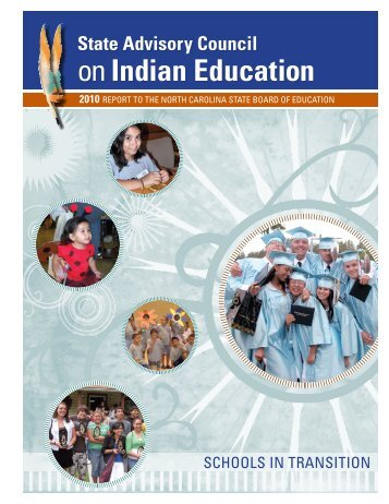 on Indian Education - Public Schools of North Carolina