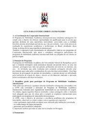 Guia do Estudante Estrangeiro em PDF. - UFPE - Universidade ...