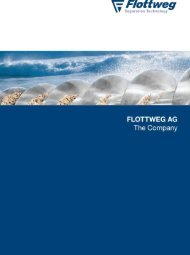 Page 1 Page 2 Page 3 FLOTTWEG AG is one ofthe Worid's leading ...