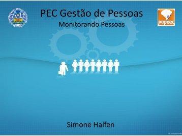 PEC Gestão de Pessoas Monitorando Pessoas