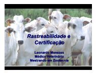 Rastreabilidade e Certificação