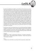 LaOla - Ausgabe 6 - Saison 2014/2015 - 19.10.2014 - Seite 7