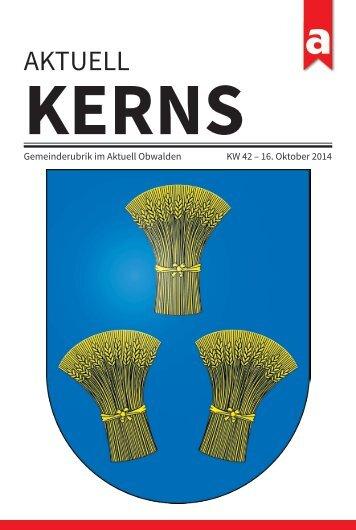 Gemeinde Kerns 2014-42