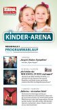 Besucherfolder FAMILIEN-, BRAUCHTUMS- UND GESUNDHEITSMESSE - Seite 6