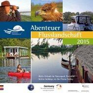 Abenteuer Flusslandschaft Katalog 2015