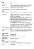 Curriculum vitae Europass - Dunarea de Jos - Page 2