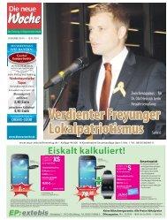 Die neue Woche Ausgabe 1403
