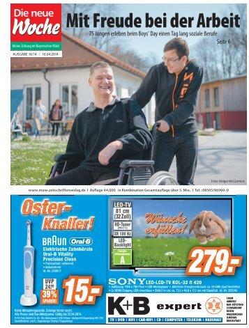 Die neue Woche Ausgabe 1416