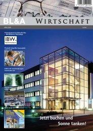 BL&A   Berliner Leben & Arbeit Bundesweit