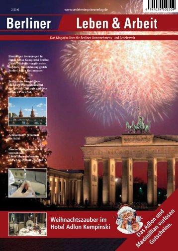 Berliner Leben & Arbeit