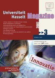 Open Innovatie - UHasselt