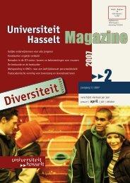 Diversiteit - UHasselt