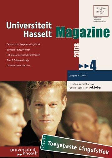 KORT nieuws - UHasselt