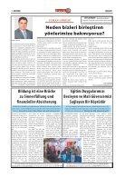 HABER AVRUPA - EUROPA JOURNAL OKTOBER 2014 - Seite 3