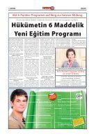 HABER AVRUPA - EUROPA JOURNAL OKTOBER 2014 - Seite 7